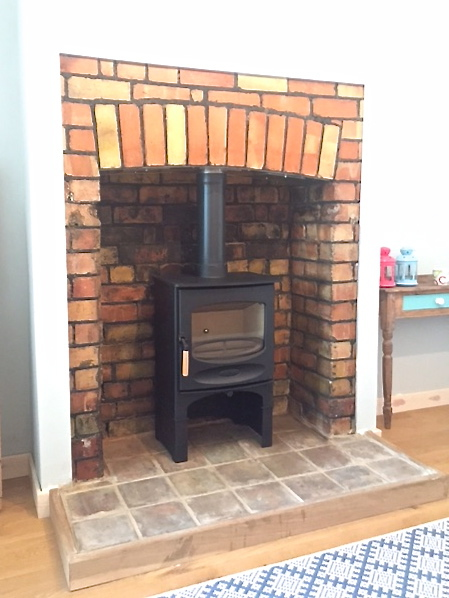 Charnwood c-five, bristol stove installer, wood burning stove, hetas installer, wood burner