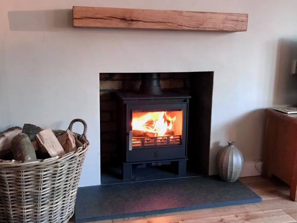 Log burner Bristol, wood burning stove installation, fireplace